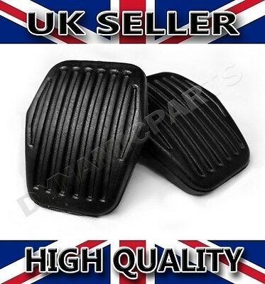 2X Ford Focus Mkii 2005-2015 Brake & Clutch Pedal Pads Rubbers 1234292