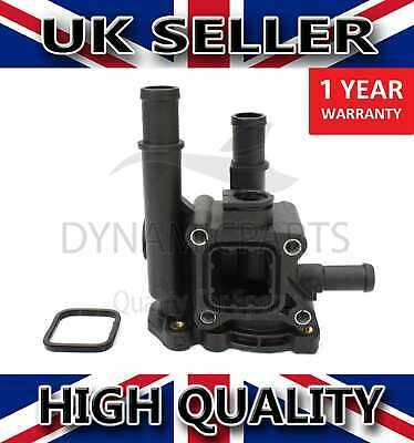 Vauxhall Astra H MK5 1.6 1.8 Thermostat Housing Cover 2004 -> 55353311 1338177