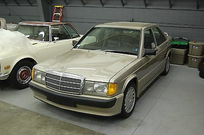 1987 Mercedes-Benz 190-Series Cosworth mercedes 190e
