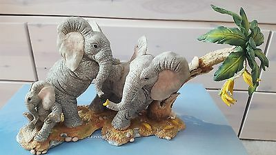 Tuskers Elephant Goin Bananas 90986 Club Piece 2003 Country Artist Boxed MINT
