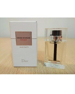 Dior Homme Sport Brand New In Box 10ml, Gift, Dior Bag
