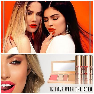 KYLIE JENNER LIP KIT❤IN LOVE WITH THE KOKO❤KOLLECTION Rossetti Lipsticks ITALIA