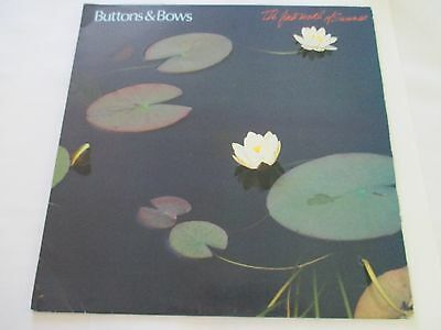 """Buttons & Bows """"The First Month Of Summer"""" 1987 Rare Irish Pressing 12"""" Vinyl"""