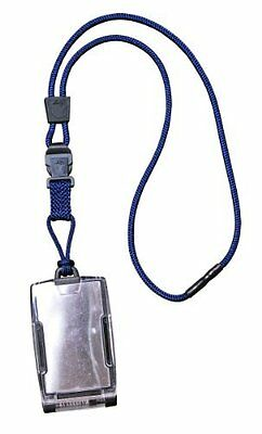 EK USA FIPS 201 One Hander ID Card Holder with Lanyard