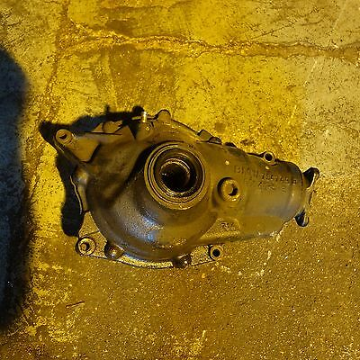 BMW X5 E53 front differential ratio 3.91 diff 3.0d 4.8IS 4.6IS