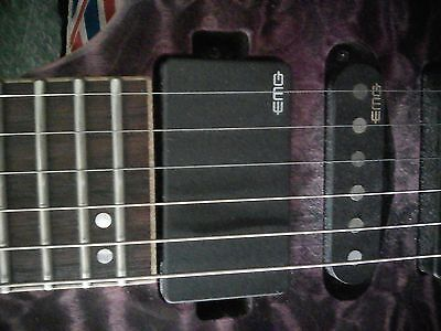 EMG H active humbucker pickup solderless for guitar