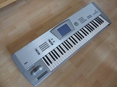 KORG TRINITY PLUS.    Perfect Working Order Keyboard  Good Condition + M1 sounds
