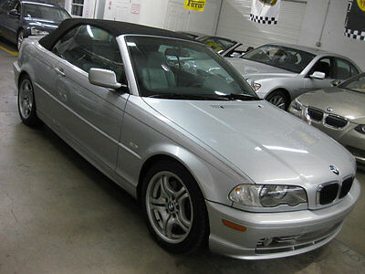 2001 BMW 3-Series 330Ci M PKG SPORT CONVERTIBLE FLORIDA NON SMOKER GARAGE KEPT 330 OVER 90 PICTURES