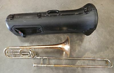 Vintage Conn Model 88H F Rotary Attachment Trigger Valve Trombone !NORSRVE!