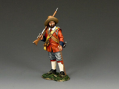 King And Country Pnm019 English Civil War - Standing Musketeer
