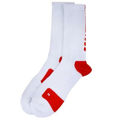 Men Quick-drying Towel Sweat Socks Tube Outdoor Athletic Basketball Socks