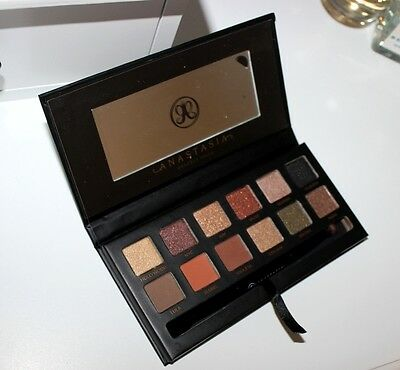 Anastasia MASTER palette by MARIO eyeshadow  real photo Beverly Hills