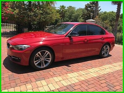 2012 BMW 3-Series i 2012 i Used Turbo 2L I4 16V Automatic RWD Sedan Moonroof Premium