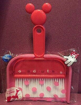 Tokyo Disney World Minnie Mouse Kitchen Car small garbage shovel from japan