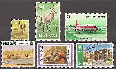 Malawi   Sc # 150//410    Used  Cat Val $$$+