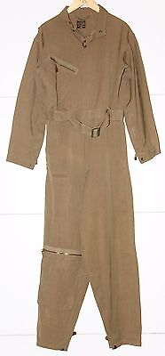 Original, Early Wwii Aaf A-4 Flight Suit, Size 40, 1942 Dated Order Number