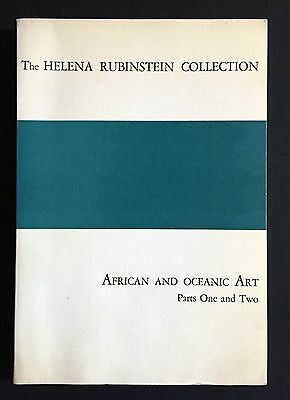 The Collection of Helena Rubinstein. African & Oceanic Art Parts 1 & 2