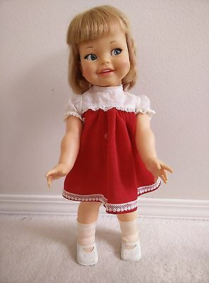 """Vintage IDEAL TOY """"Giggles"""" doll - 1966"""