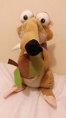 ice age 4 Soft Toy Giant Squirrel 21 Inches in Height