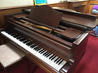 Antique Baby Grand Piano Great Condition