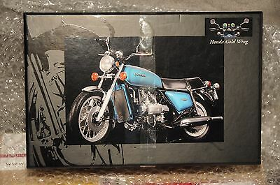 MiniChamps Honda 1975 Gold Wing Motorcycle Mint in Box VERY RARE LIMITED PRODUC