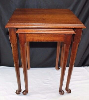Vintage Thomasville Country Inns & Backroads Nesting Tables