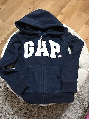 Girls Designer GAP zip up hoodie Age 12-13 Years
