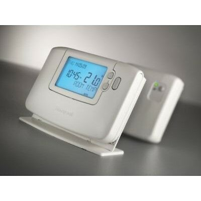 Honeywell Chronotherm CMT921 Wireless 1-Day Programmable Room