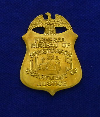 FBI Police Badge # Rohling