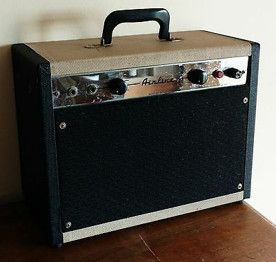 AIRLINE 62-9022A SUPRO-VALCO VINTAGE 1960's TUBE AMP - Poor Man's Fender Champ