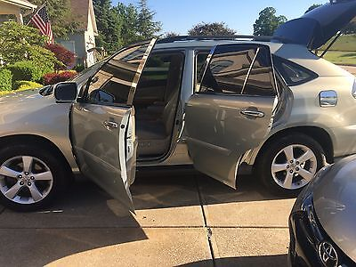 2008 Lexus RX suv must sell like new garaged great looker great running florida car