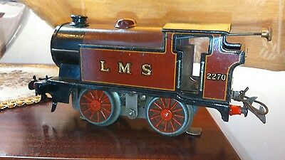 Hornby O Gauge 20 Volt Electric Tank Engine