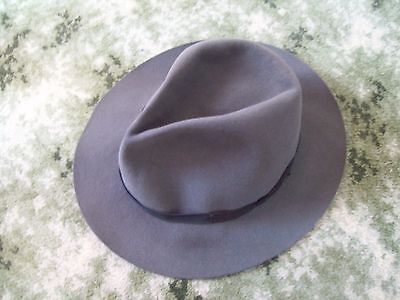 Men's Folding Trilby Hat By Lock & Co Of St.james'