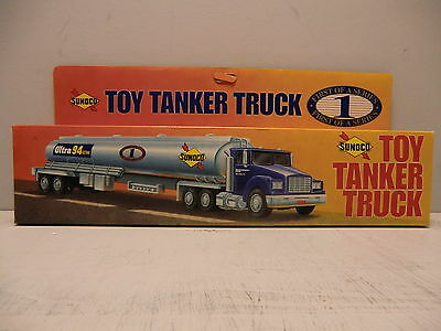 SUNOCO Toy Tanker Truck - First of a Series - 1994 Collector's edition