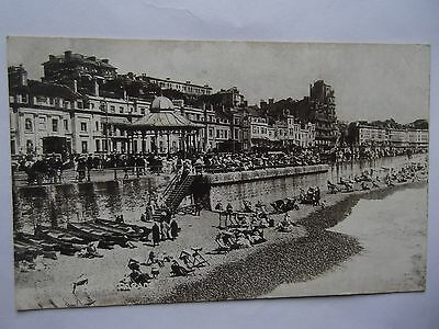 Postcard Of Hastings - Posted 1919