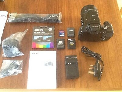Nikon COOLPIX P900 16.0MP Camera / Mint Condition / 7 Months Old.