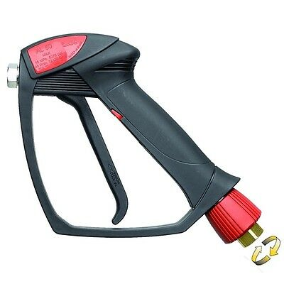AL50SW H/D Pressure Washer Trigger Gun 5075 PSI 12.0 GPM with Swivel Inlet