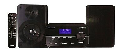 Blaupunkt NE8281 CDMP3 System Micro Hi-Fi DAB & FM Radio With Bluetooth - READ