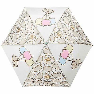 Officially Licensed Pusheen The Cat Multi-Print Compact Umbrella