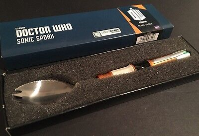 BBC Doctor Who Sonic Spork Loot Crate Exclusive