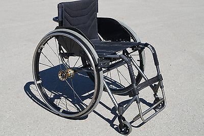 Low weight active wheelchair Panthera U2 light (used but mint condition)