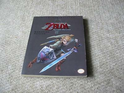 The Legend of Zelda Twilight Princess Premiere Edition Players Strategy Guide