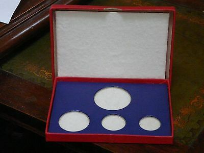 George VI  1937   case/box for gold issue coins. RARE!!