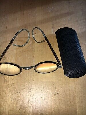 Vintage Spectacles And Case