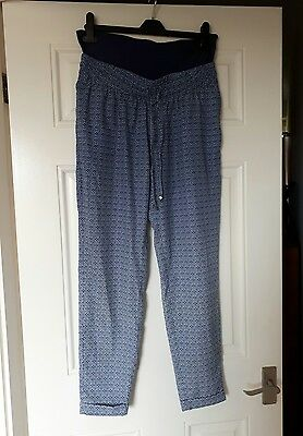 Maternity trousers size 8