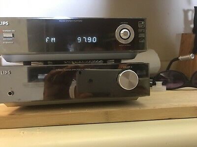 Phillips  Micro System Mcm704D