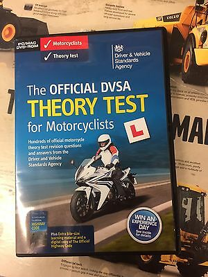 DVSA Theory Test DVD Motorcyclists