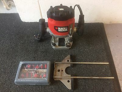 Black & Decker KW850E Plunge Router 240v