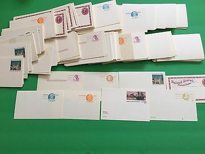 USPS Postcard Collection 427 Unused 1970's and Up