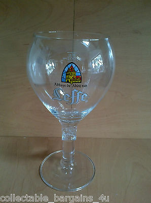 50cl LEFFE BRAND NEW GENUINE OFFICIAL GLASS NOT HALF PINT